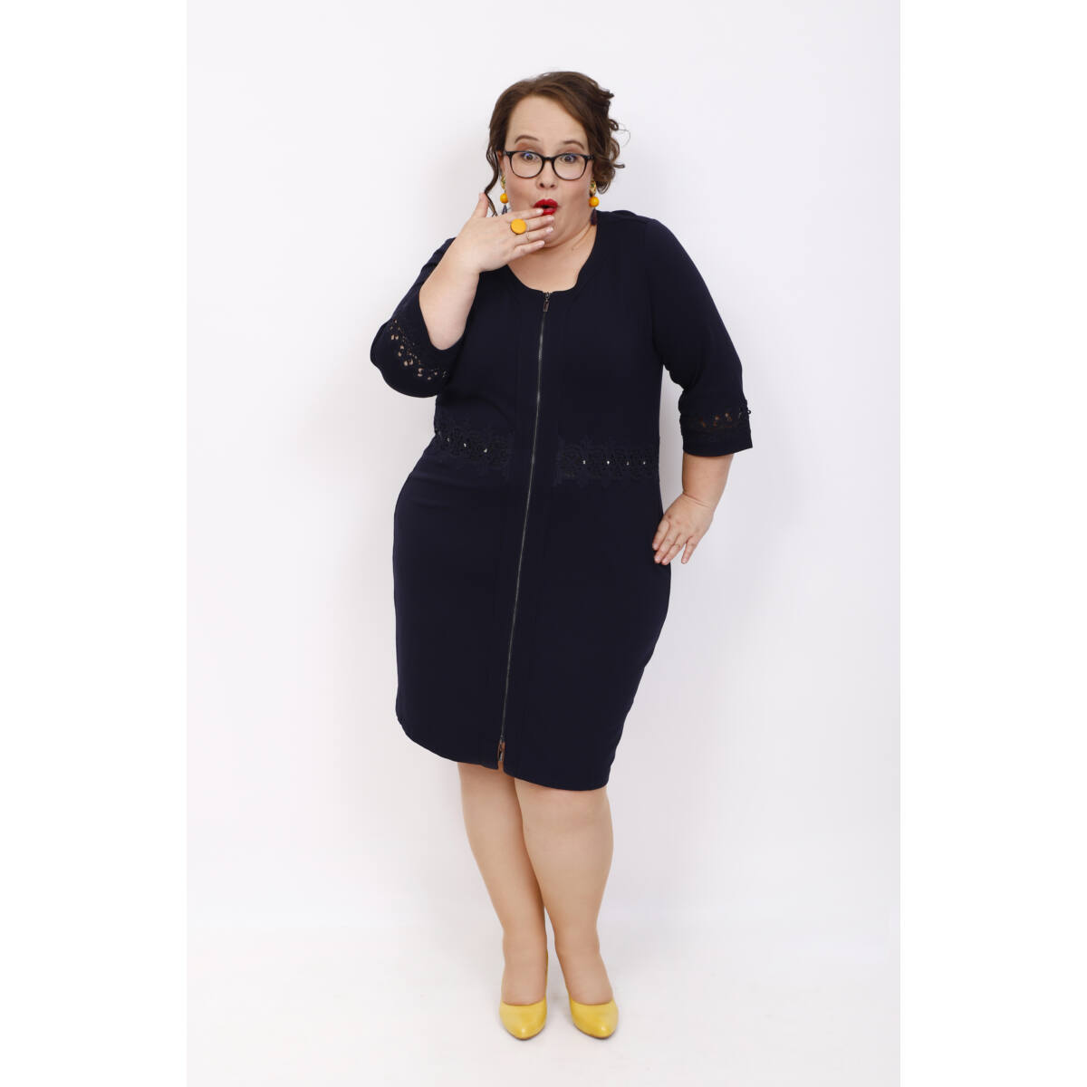 Sarah ruha - molett félalkalmi ruha