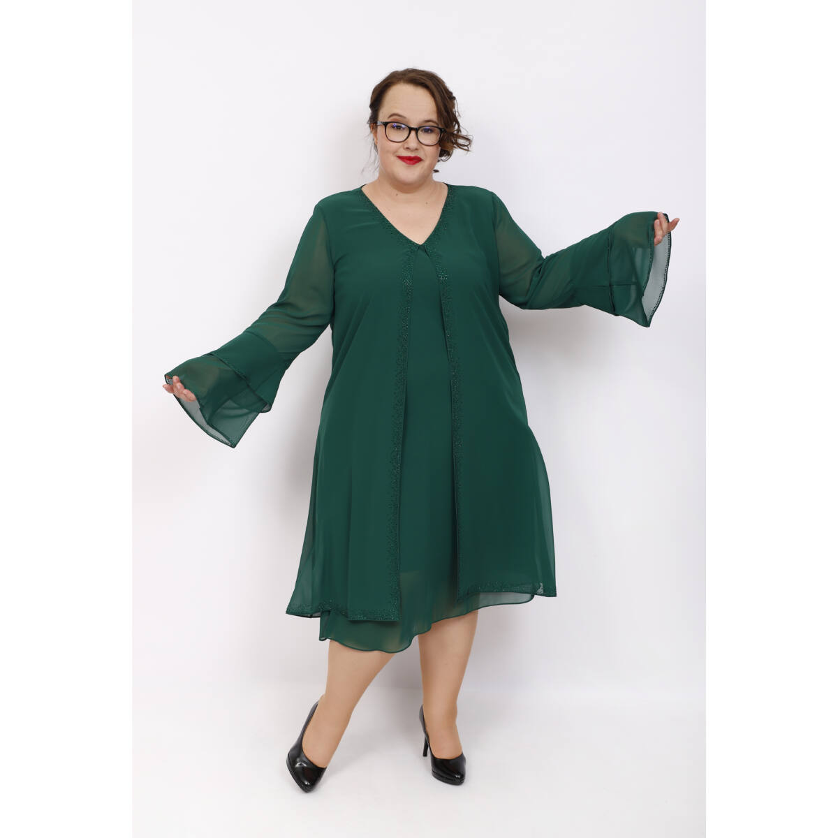 Milli ruha - nagyméretű örömanya és alkalmi ruha