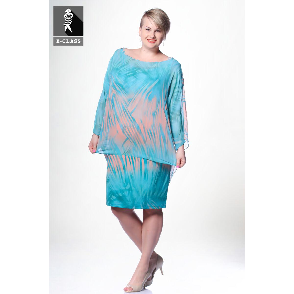 Cipóra ruha - plus size örömanya és alkalmi ruha