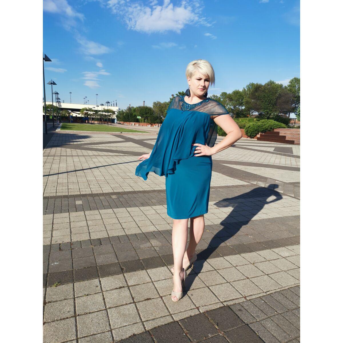 Lea ruha - plus size örömanya és alkalmi ruha