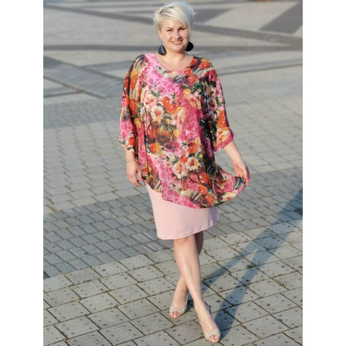 Zina ruha - molett örömanya és alkalmi ruha
