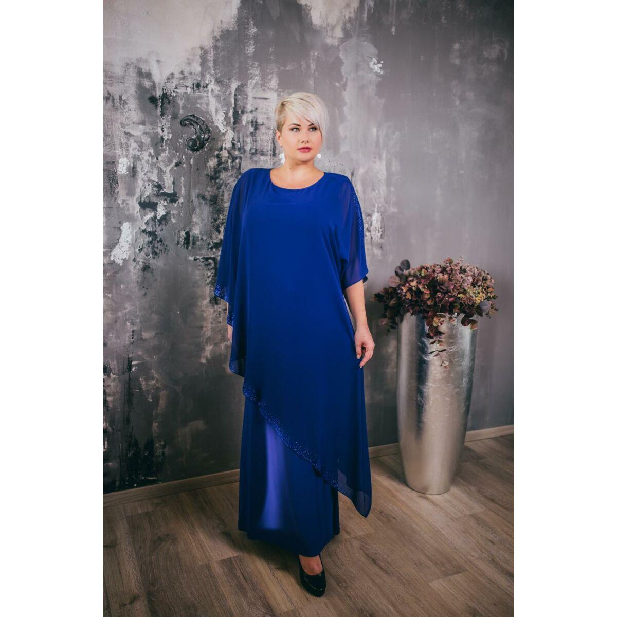 Chia ruha - nagyméretű örömanya és alkalmi maxi ruha