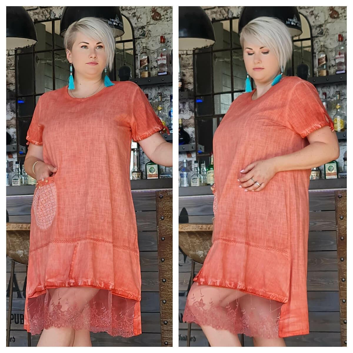 Abiáta ruha - plus size ruha