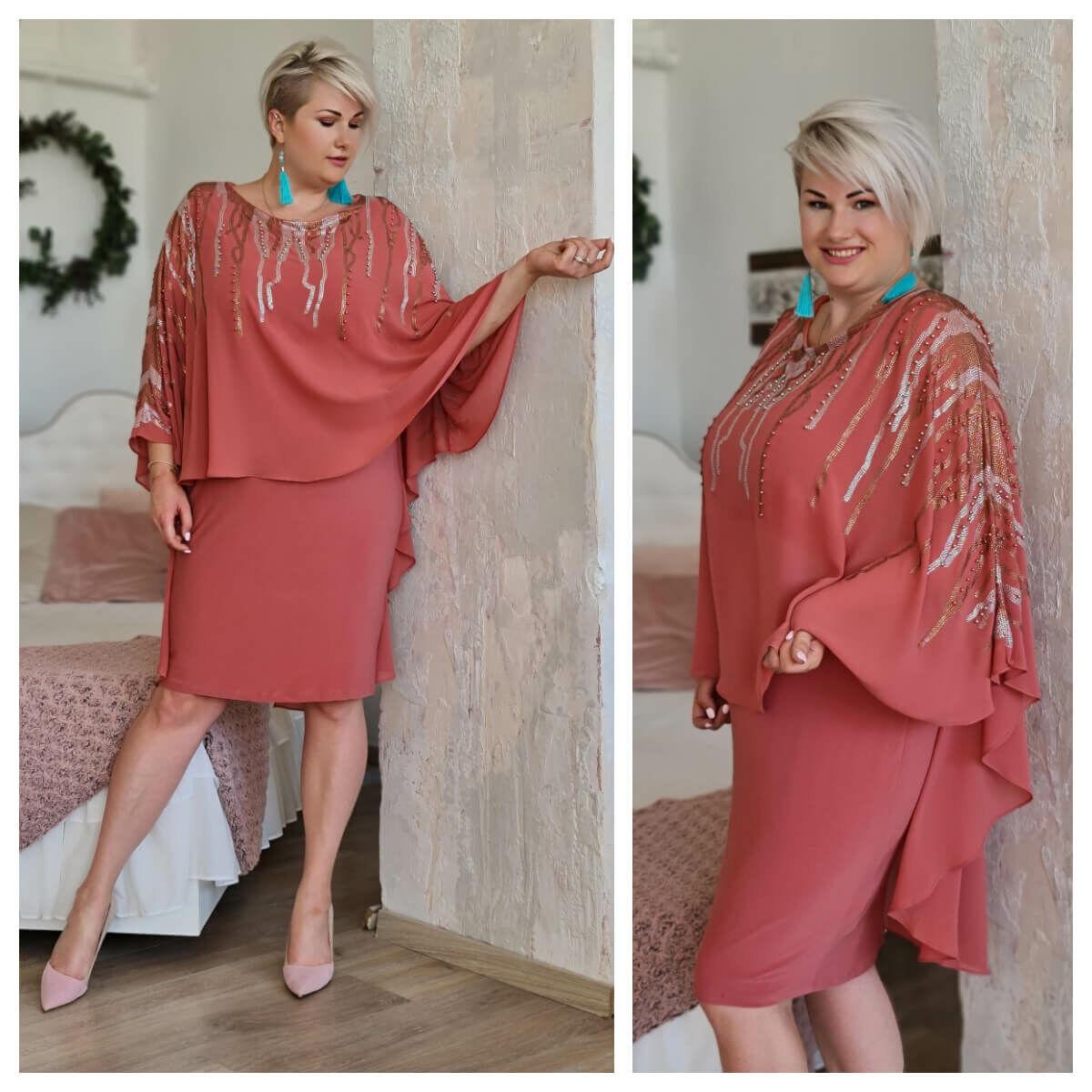 Lidi ruha - nagyméretű örömanya és alkalmi ruha