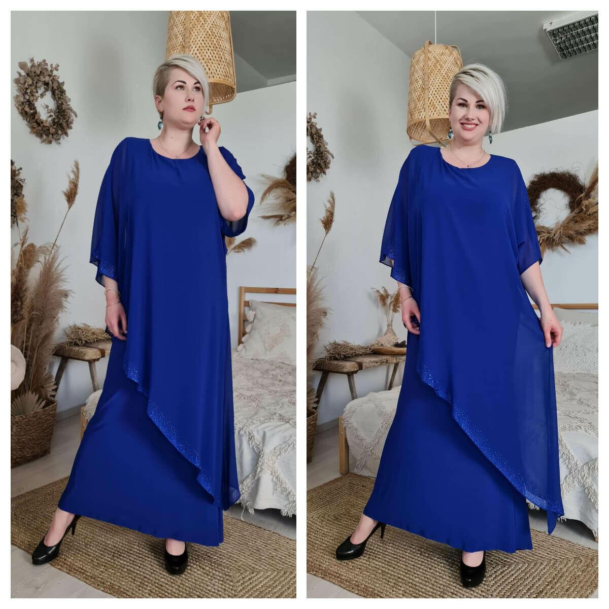 Chia ruha - nagyméretű örömanya és alkalmi ruha