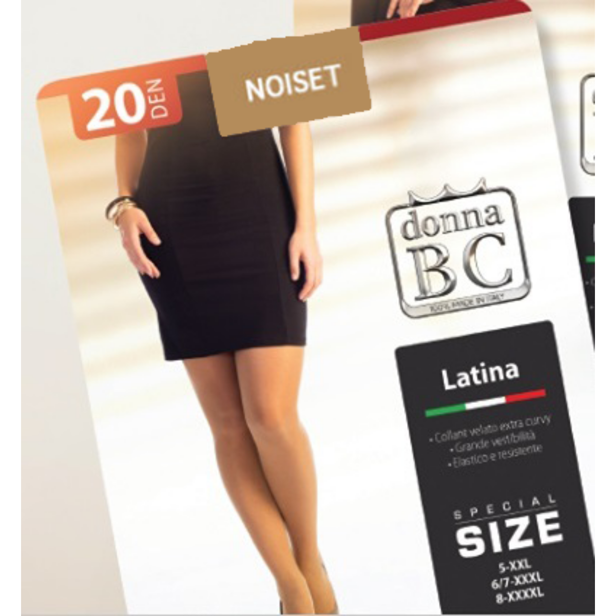 Latina Noiset 20 Den