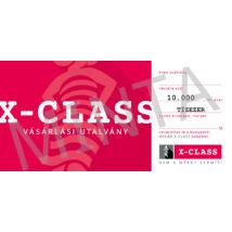 22dcf43878 Vásárlási utalvány - Kiegészítők - X-Class Webshop - Divat ...