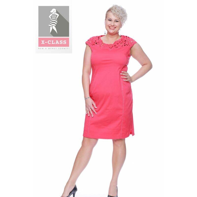 Fiona ruha - plus size Lafei-Nier pamut ruha
