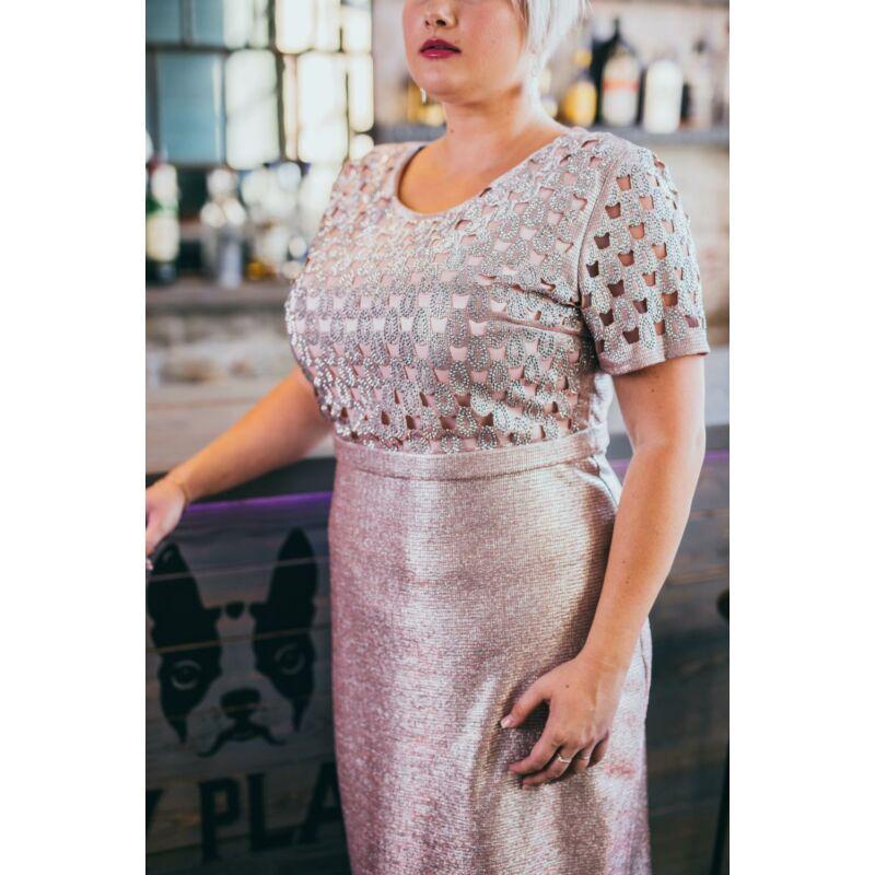 Anica ruha - nagyméretű örömanya és alkalmi ruha