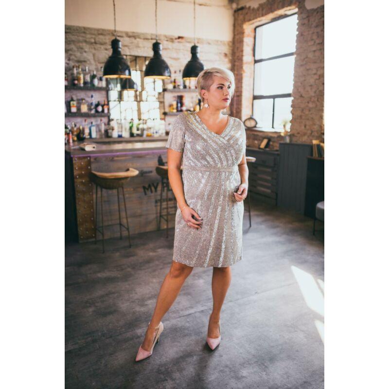 Britta ruha - plus size örömanya és alkalmi ruha