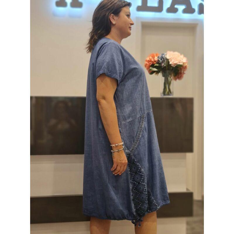 Aletta ruha - molett kánikula ruha