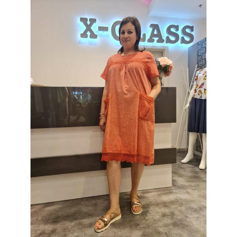 Célia ruha - nagyméretű kánikula ruha