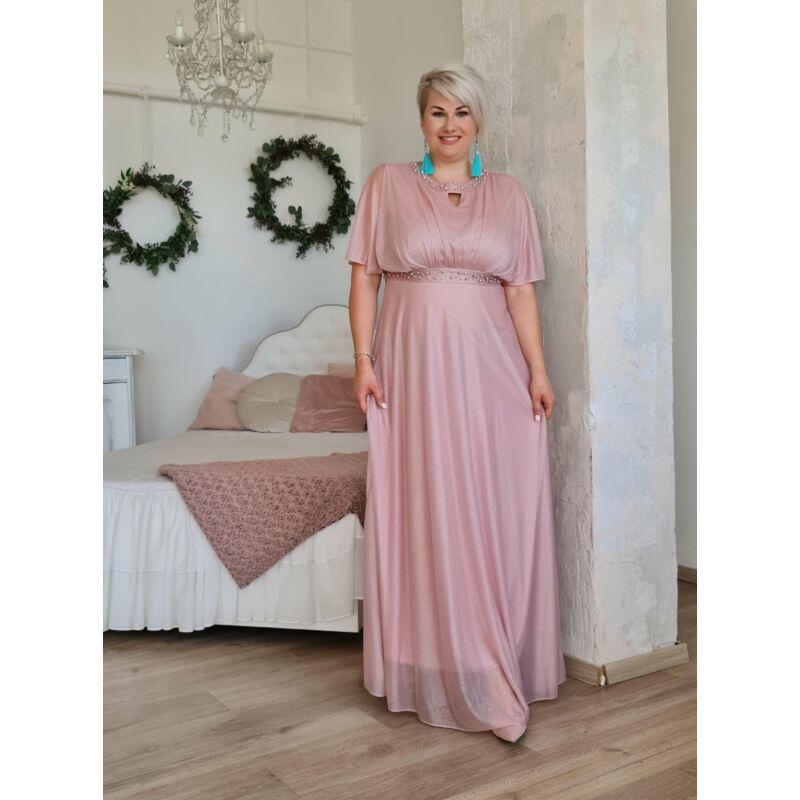 Kalli ruha - plus size örömanya és alkalmi maxi ruha