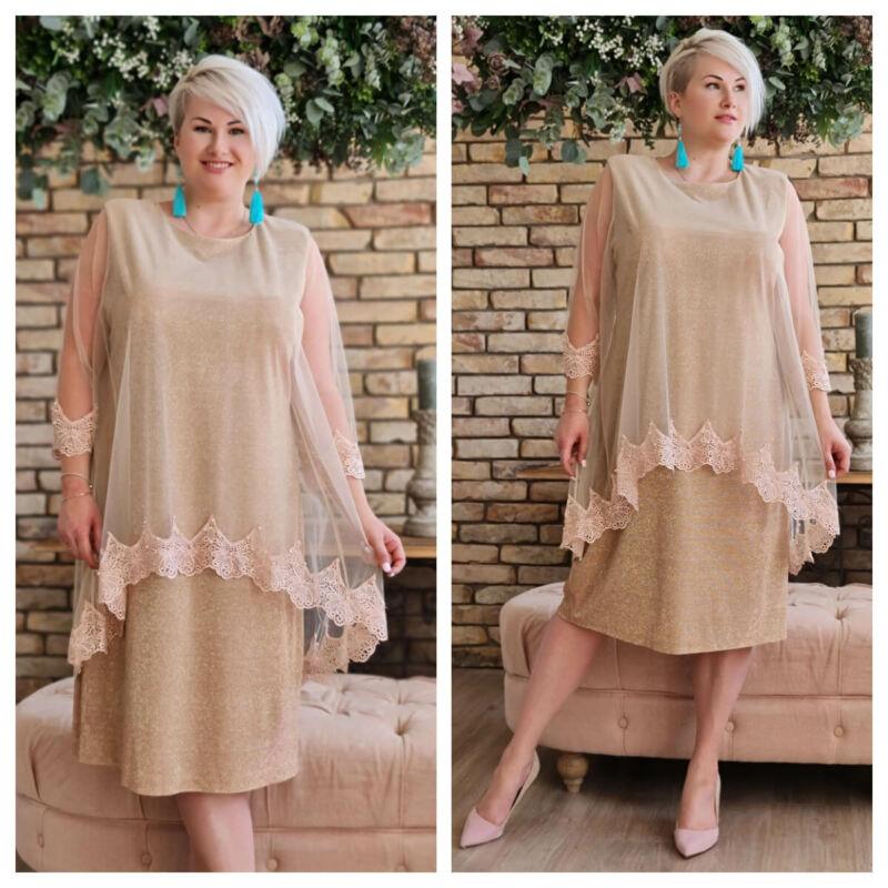 Kelly ruha - nagyméretű örömanya és alkalmi ruha