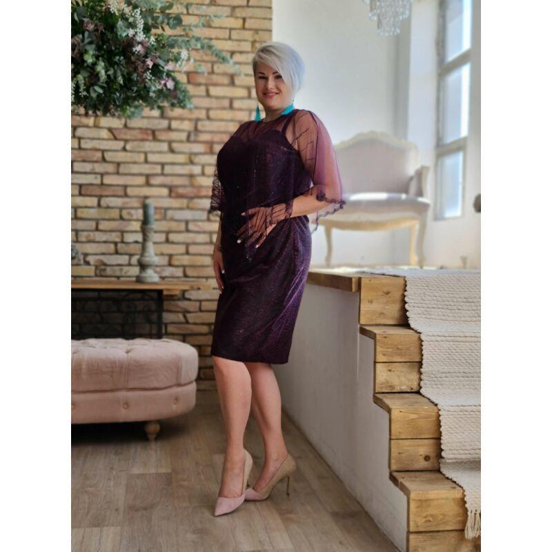 Léda ruha - molett örömanya és alkalmi ruha