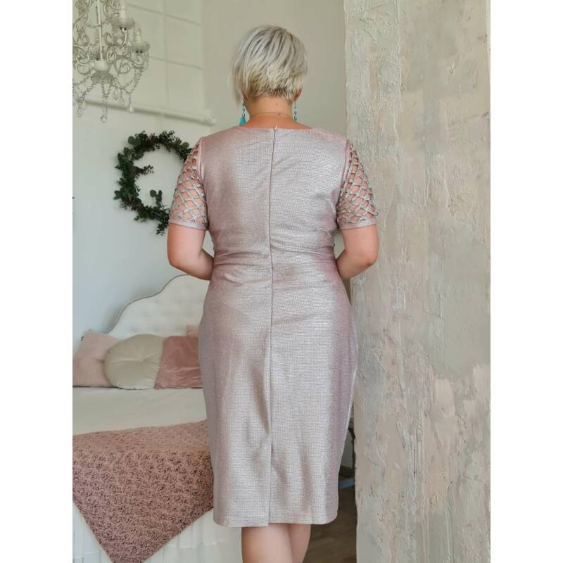 Lilian ruha - nagyméretű örömanya és alkalmi ruha
