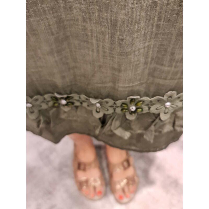Susan ruha - molett kánikula ruha