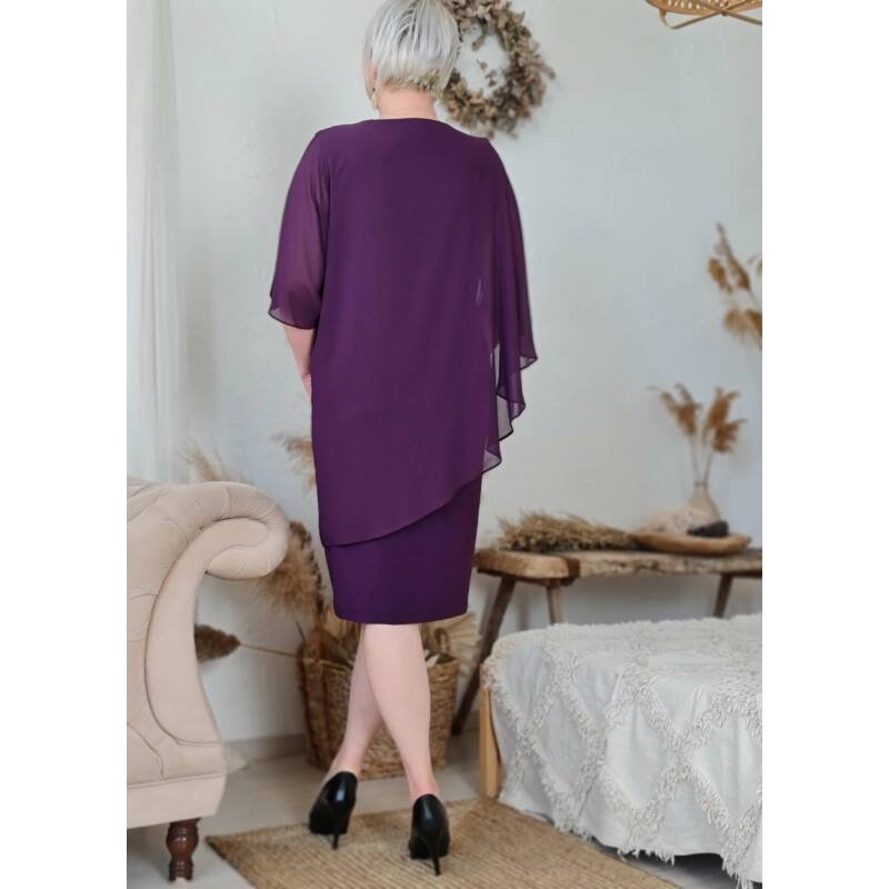 Melani ruha - nagyméretű örömanya és alkalmi ruha