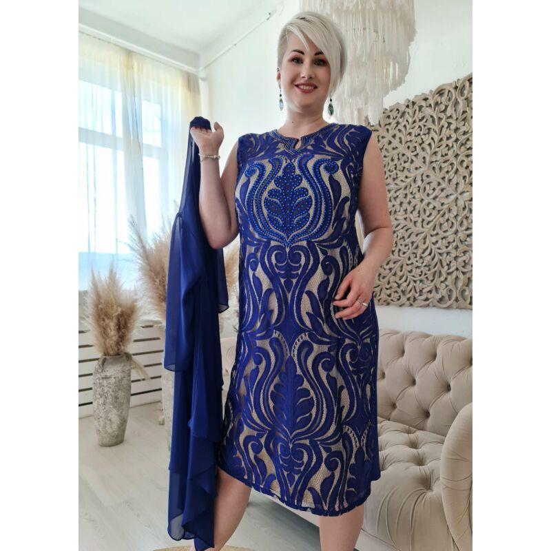 Florina ruha - nagyméretű 2 részes örömanya és alkalmi ruha