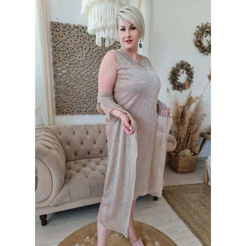 Detti ruha - nagyméretű 2 részes örömanya és alkalmi ruha