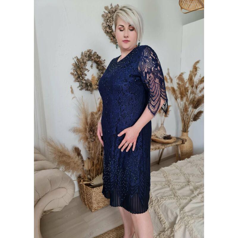 Angela ruha - molett örömanya és alkalmi csipke ruha