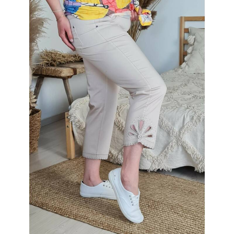 Éra nadrág - molett gumis nadrág