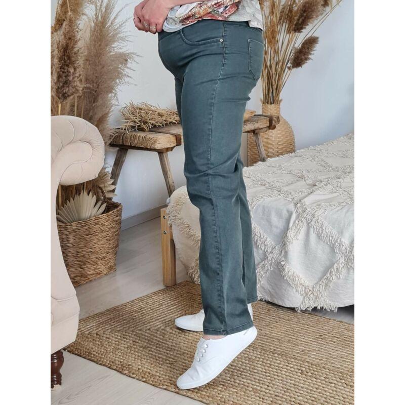 Emma nadrág - plus size gumis nadrág