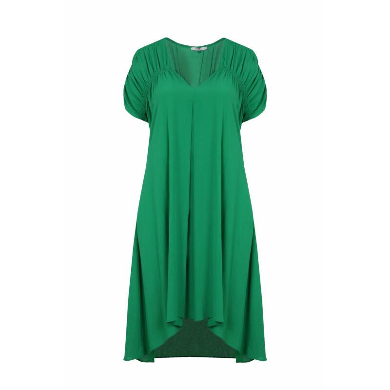 Esther ruha - MAT Fashion zöld molett ruha
