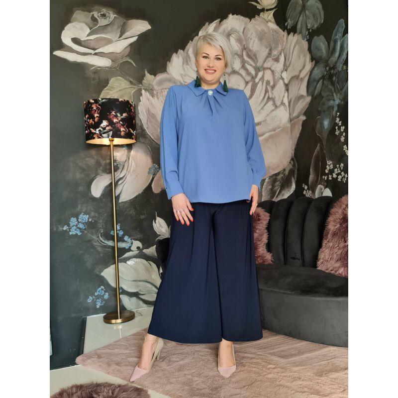 Ivon nadrág - nagyméretű trapéz nadrág