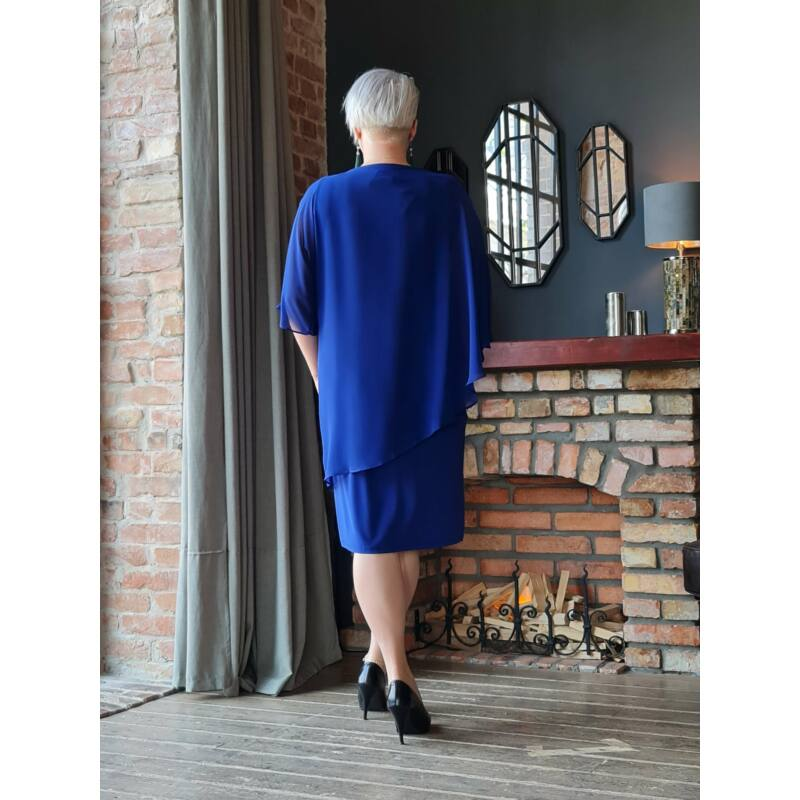 Sally ruha - nagyméretű örömanya és alkalmi ruha